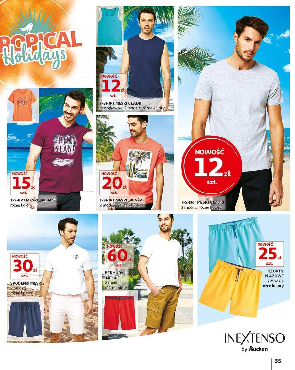 Gazetka promocyjna Auchan do 15/05/2019 str.35