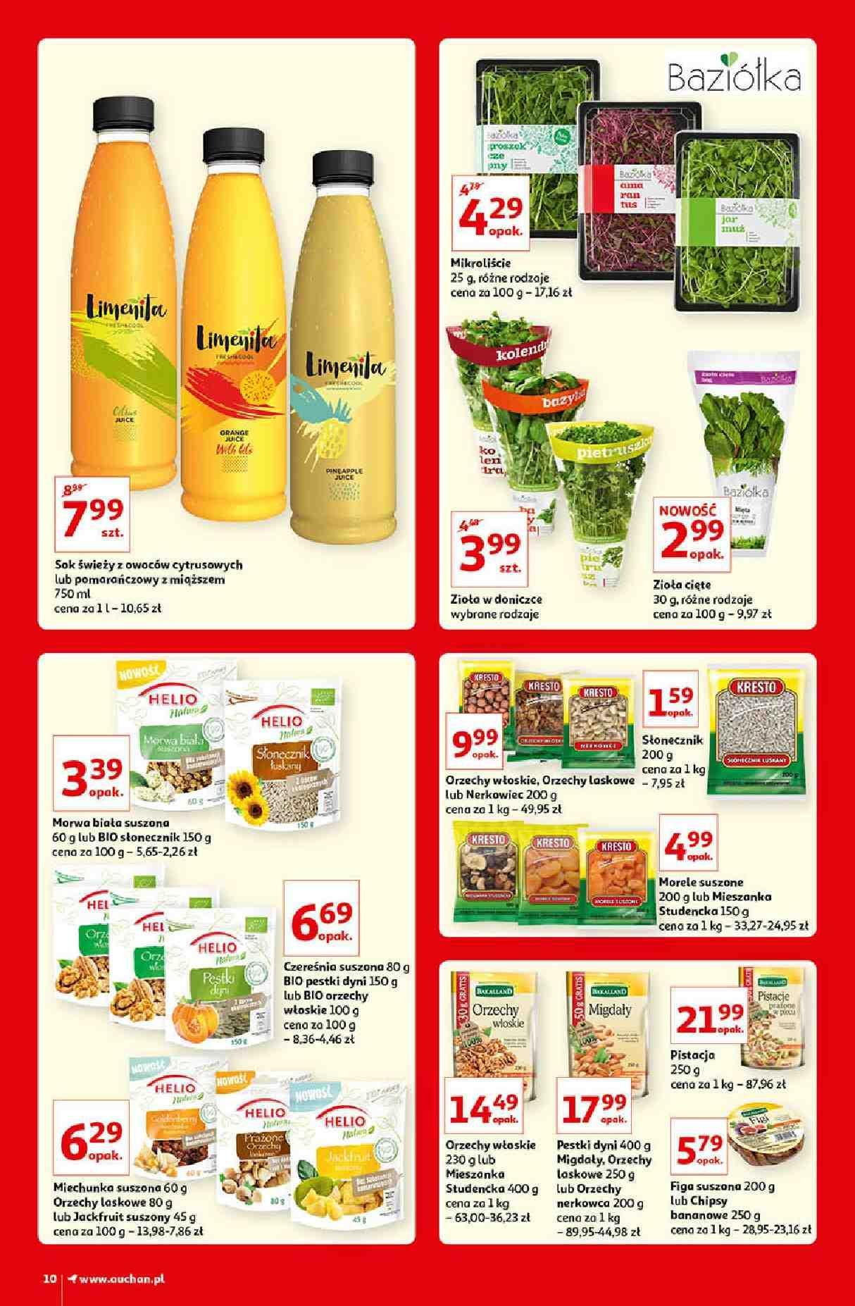 Gazetka promocyjna Auchan do 10/06/2020 str.9