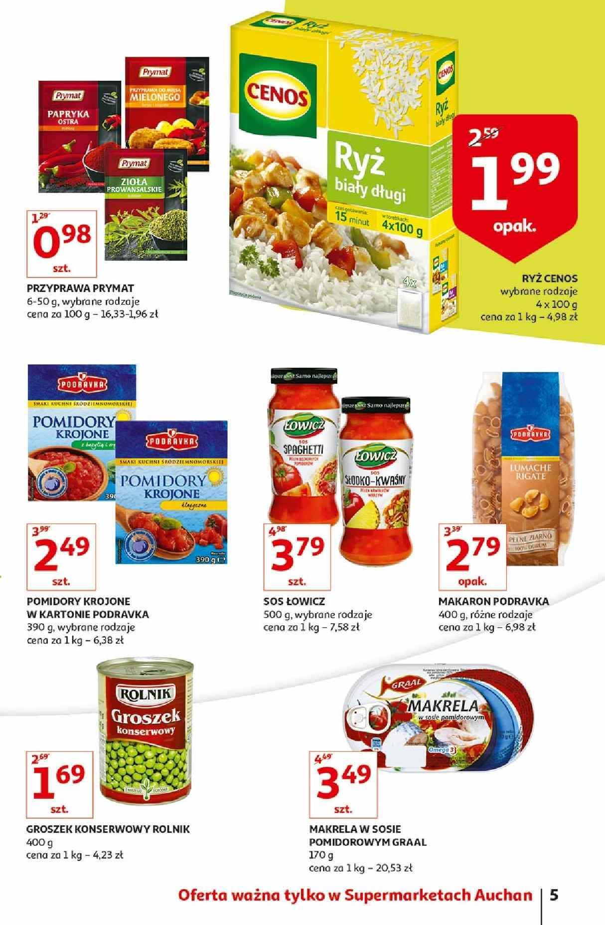 Gazetka promocyjna Auchan do 03/04/2019 str.4