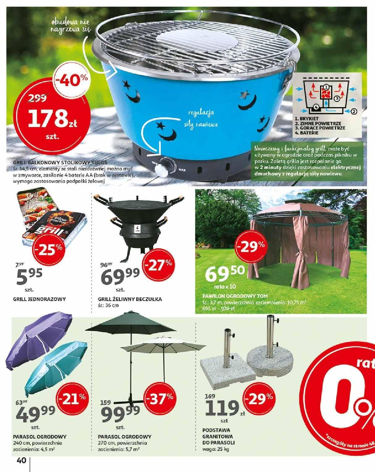 Gazetka promocyjna Auchan do 06/05/2019 str.39