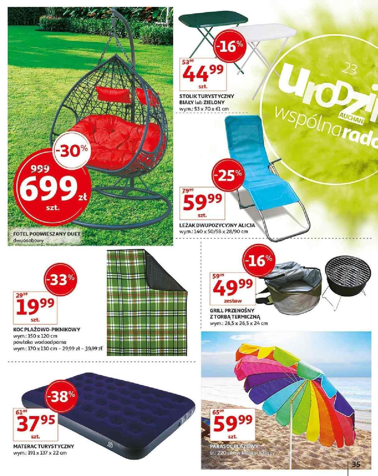 Gazetka promocyjna Auchan do 23/05/2019 str.35
