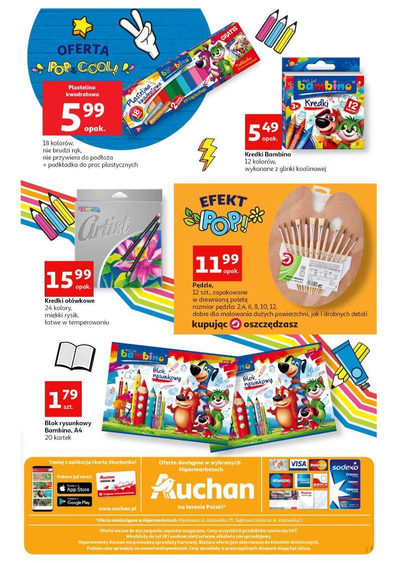 Gazetka promocyjna Auchan do 22/07/2020 str.2