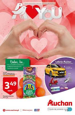 Auchan gazetka - od 13/02/2020 do 19/02/2020