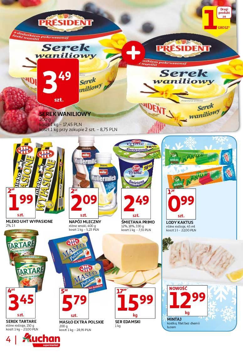 Gazetka promocyjna Auchan do 17/07/2018 str.4