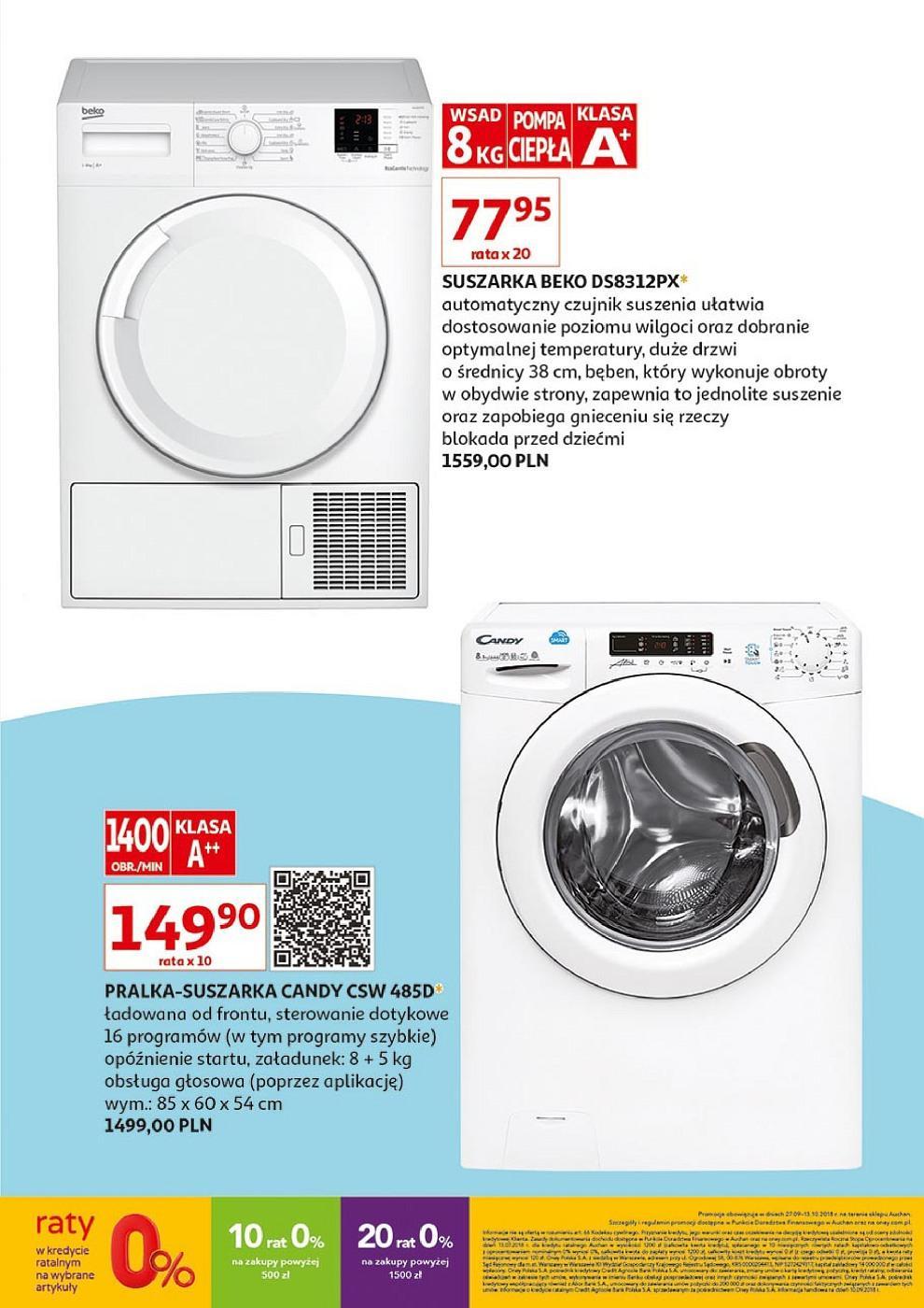 Gazetka promocyjna Auchan do 13/10/2018 str.9