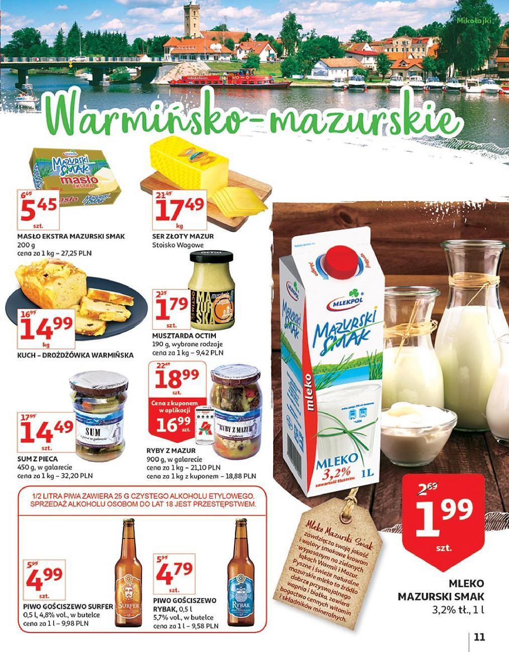Gazetka promocyjna Auchan do 24/09/2018 str.11