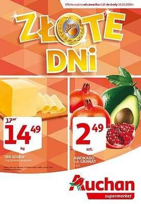 Złote dni Auchan