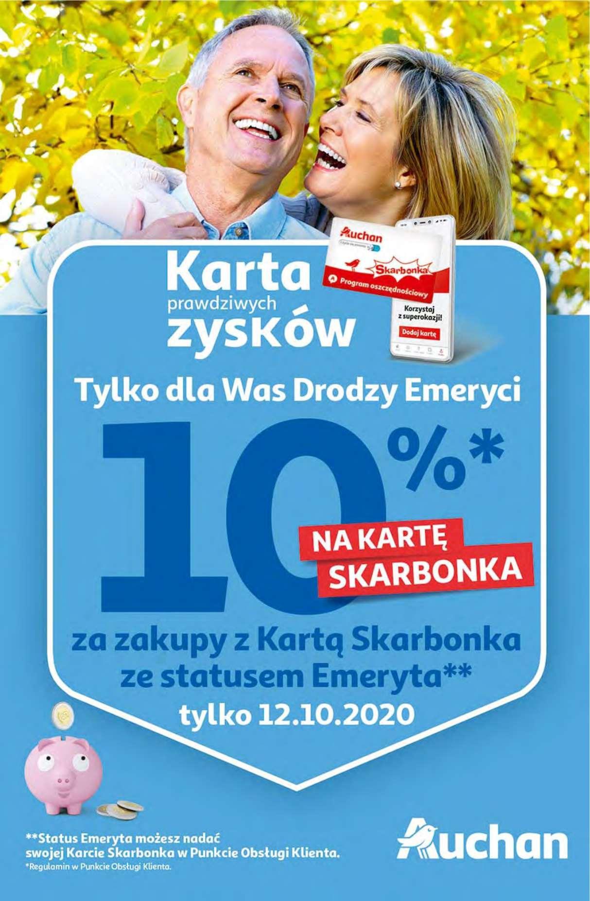 Gazetka promocyjna Auchan do 14/10/2020 str.34