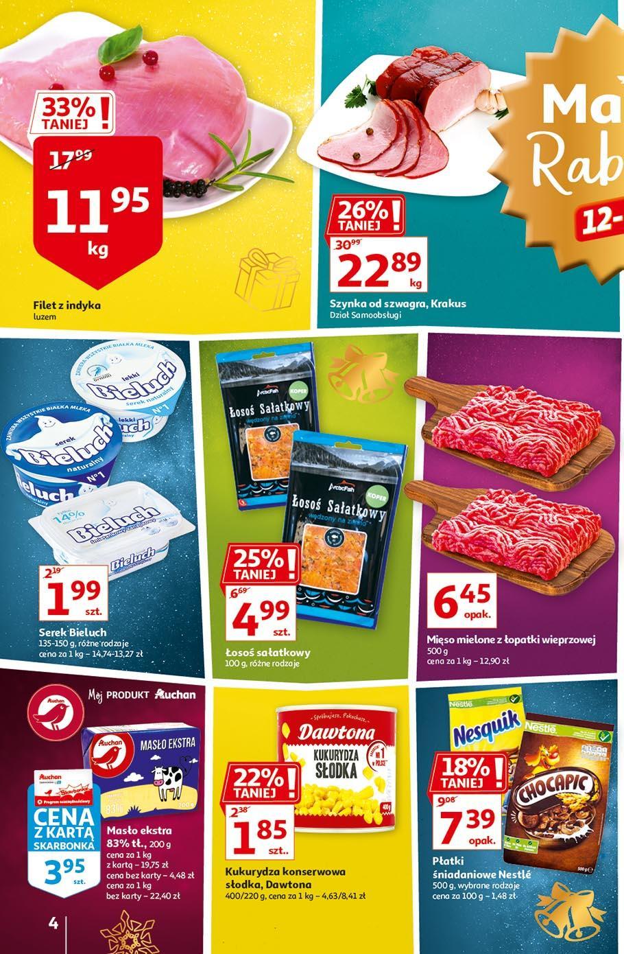 Gazetka promocyjna Auchan do 18/11/2020 str.4