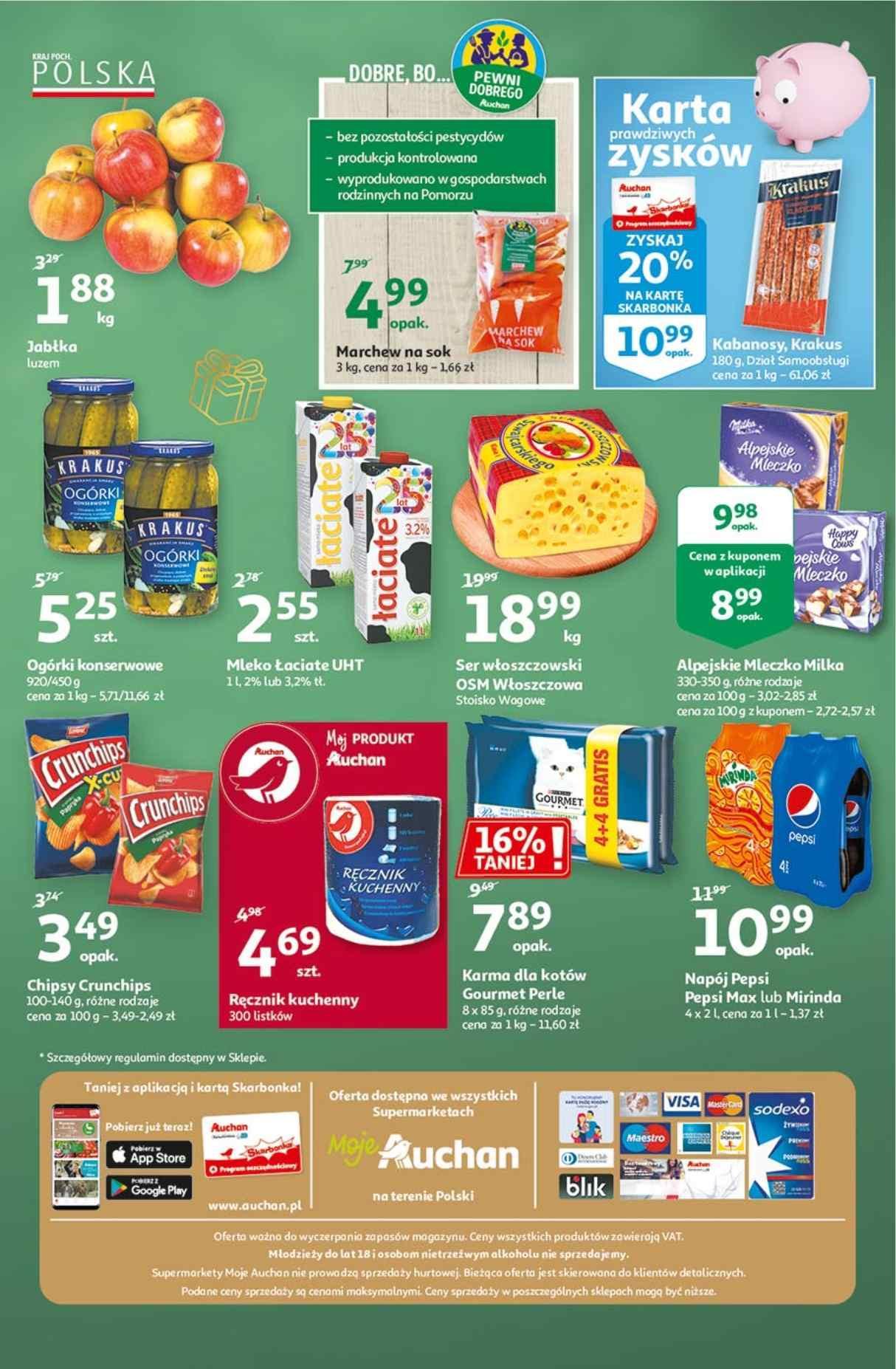 Gazetka promocyjna Auchan do 25/11/2020 str.2
