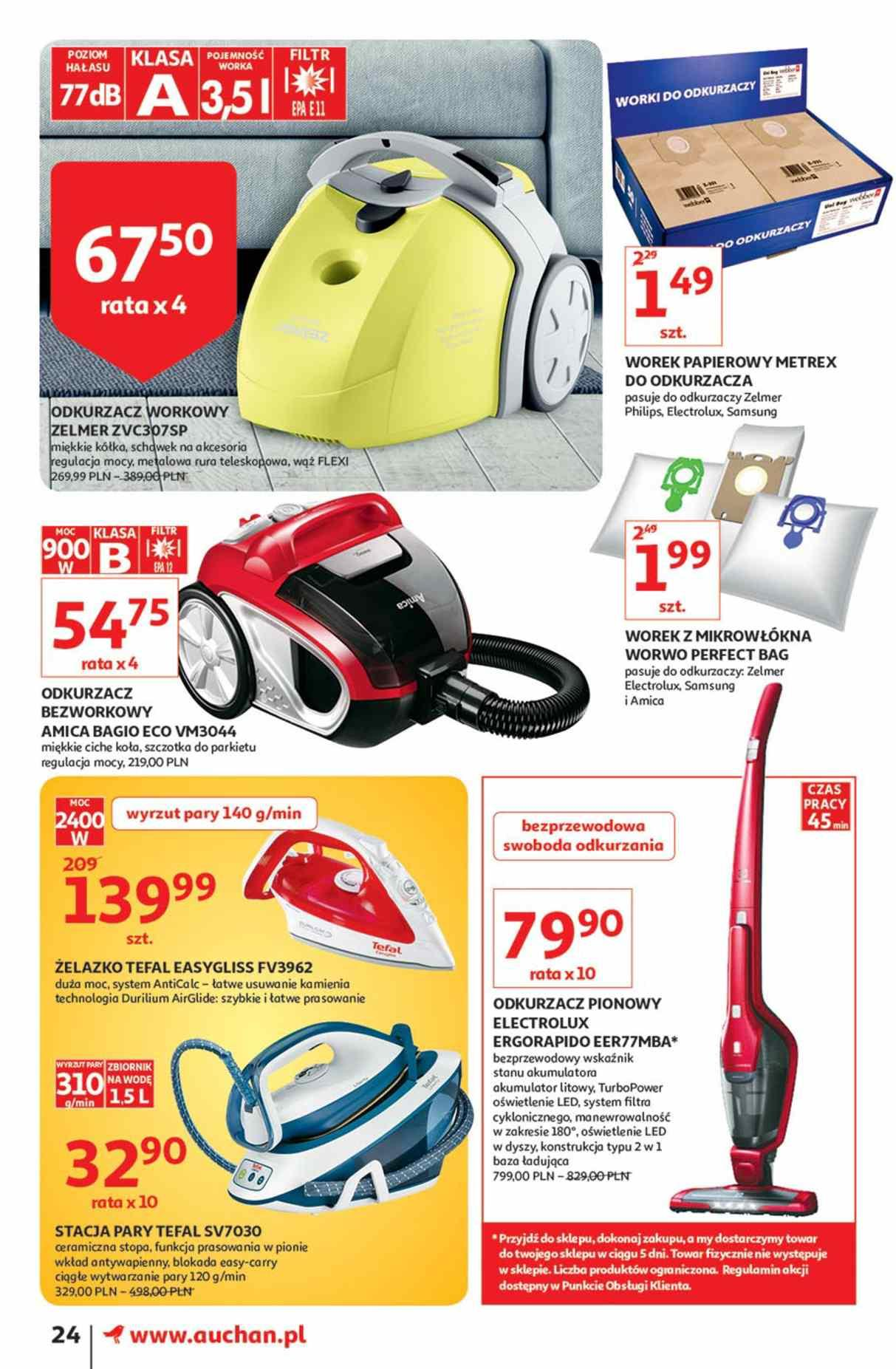 Gazetka promocyjna Auchan do 23/01/2019 str.24