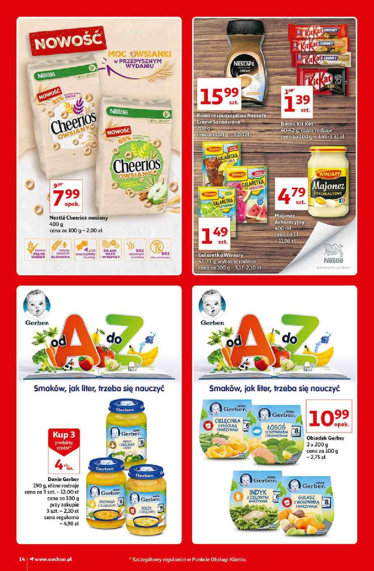 Gazetka promocyjna Auchan do 10/06/2020 str.13