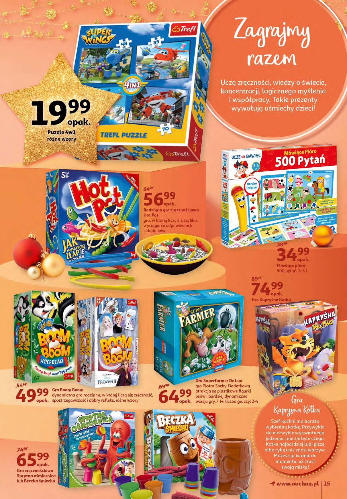 Gazetka promocyjna Auchan do 25/11/2020 str.15