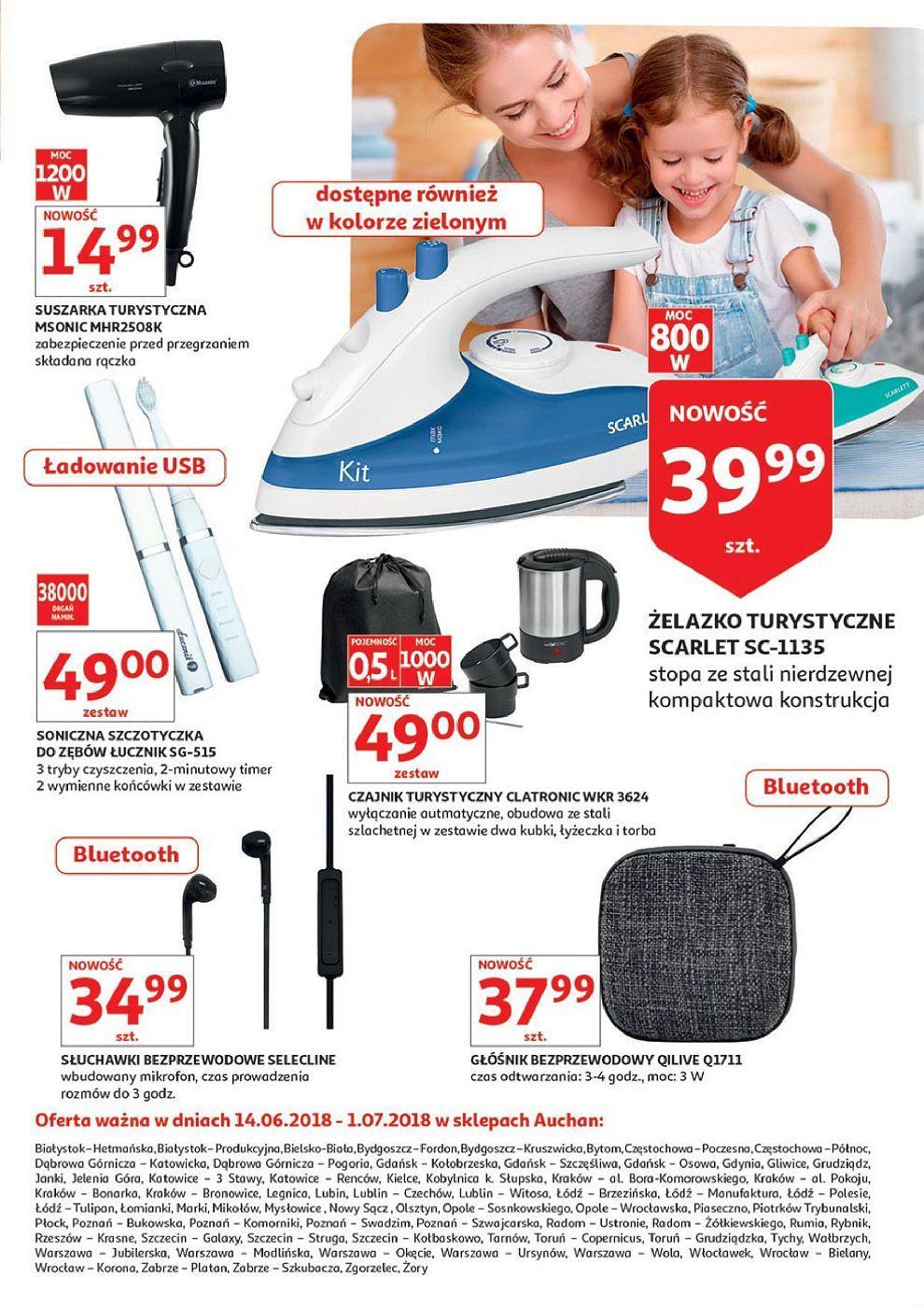 Gazetka promocyjna Auchan do 01/07/2018 str.28