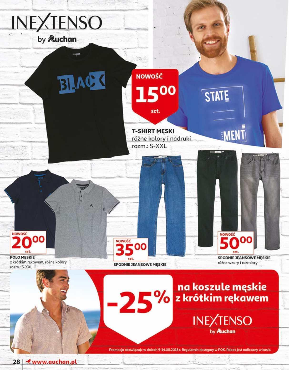 Gazetka promocyjna Auchan do 14/08/2018 str.27