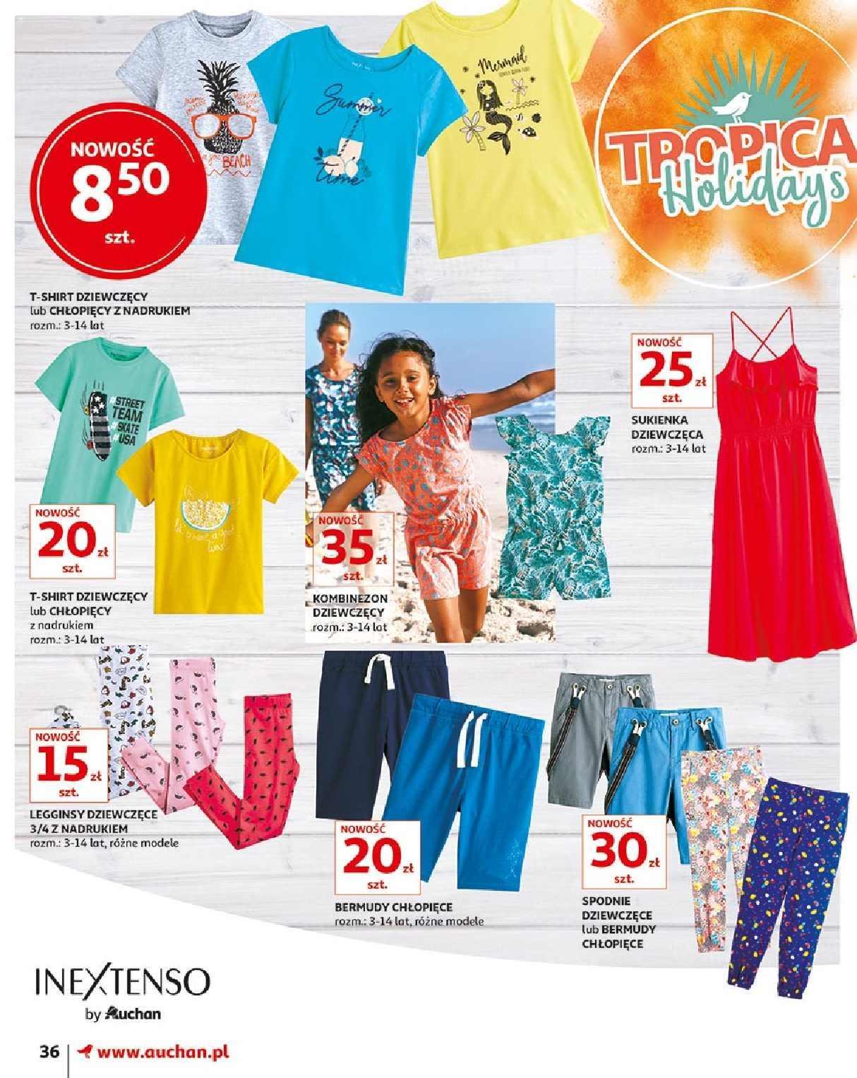 Gazetka promocyjna Auchan do 15/05/2019 str.36