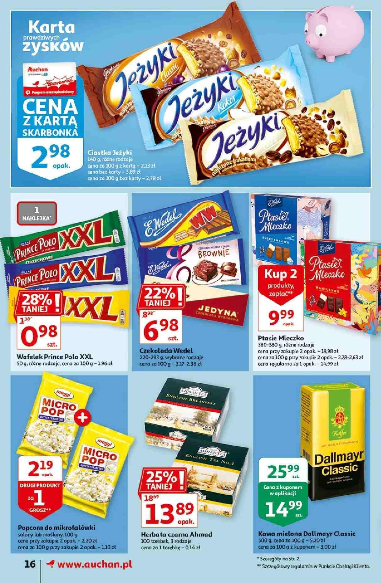 Gazetka promocyjna Auchan do 30/09/2020 str.15