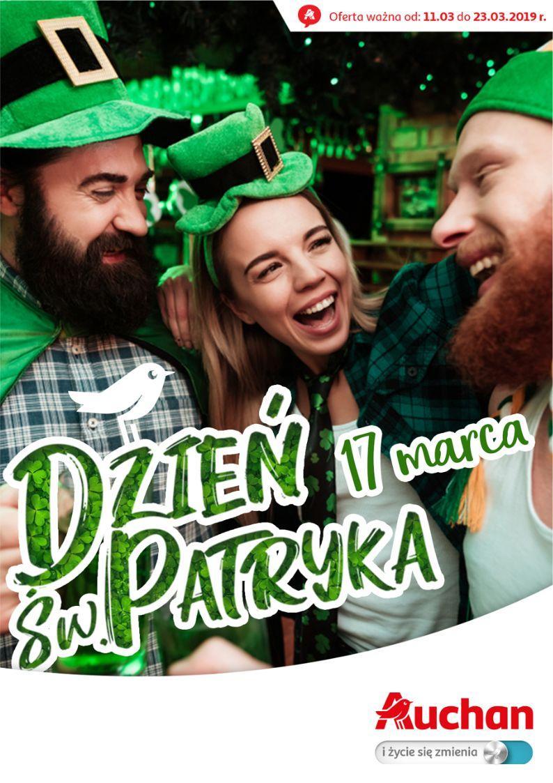 Gazetka promocyjna Auchan do 23/03/2019 str.1