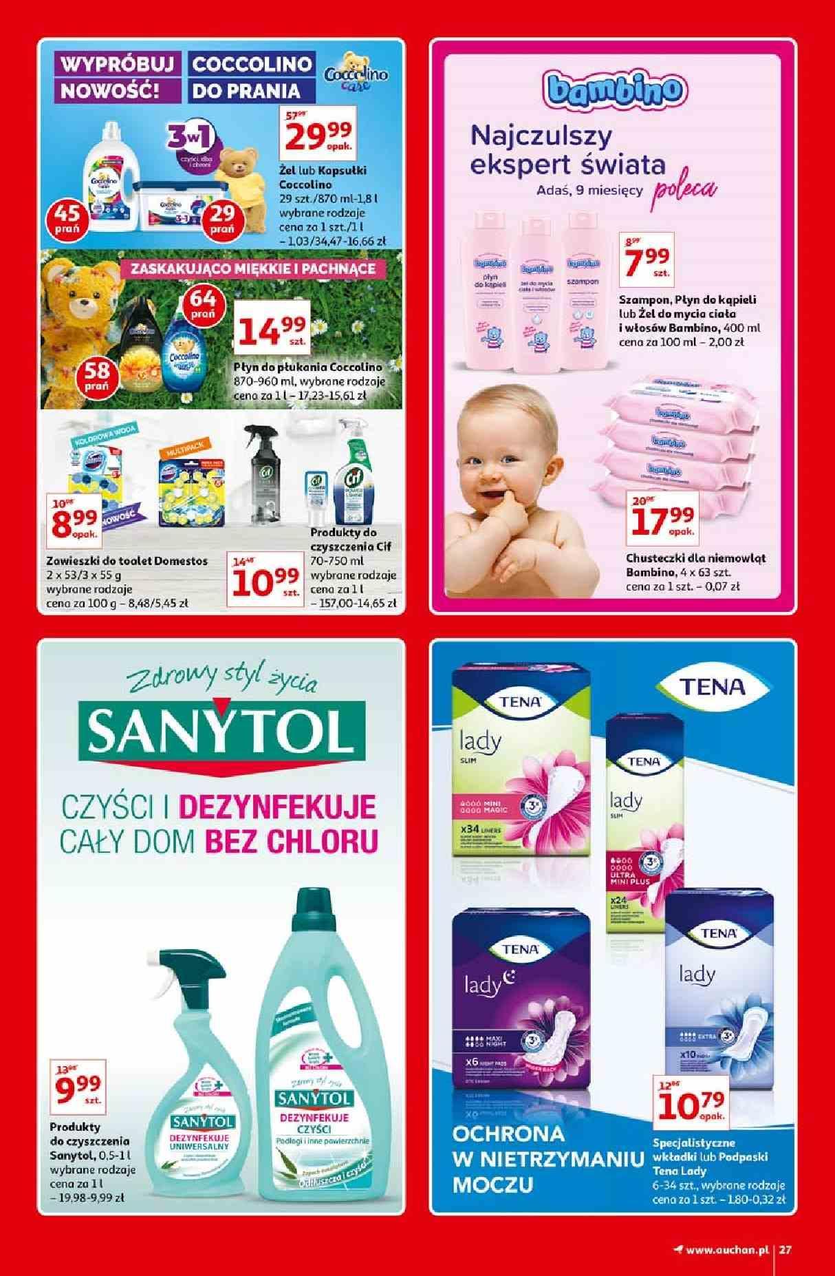 Gazetka promocyjna Auchan do 16/09/2020 str.26