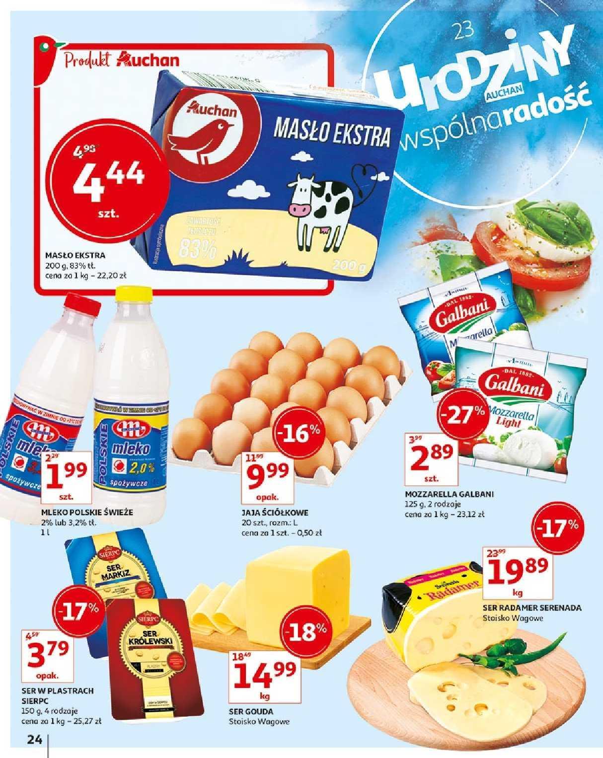 Gazetka promocyjna Auchan do 06/05/2019 str.23