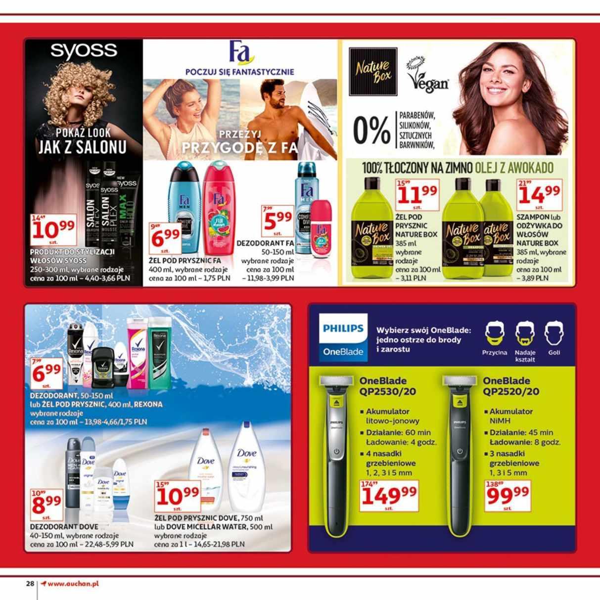 Gazetka promocyjna Auchan do 12/12/2018 str.28