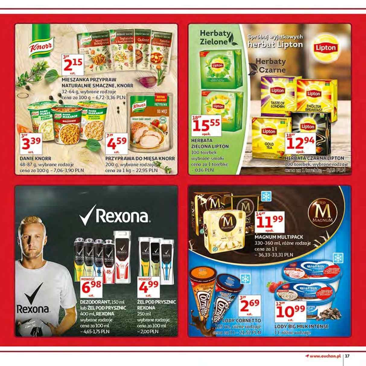 Gazetka promocyjna Auchan do 12/06/2018 str.17