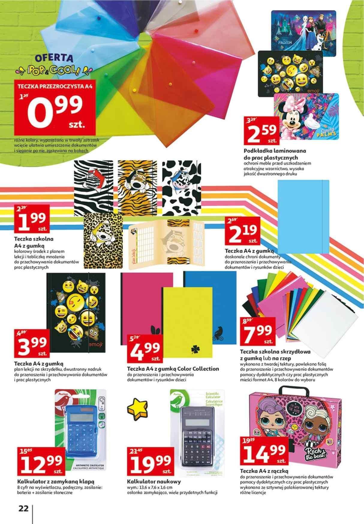 Gazetka promocyjna Auchan do 26/08/2020 str.21