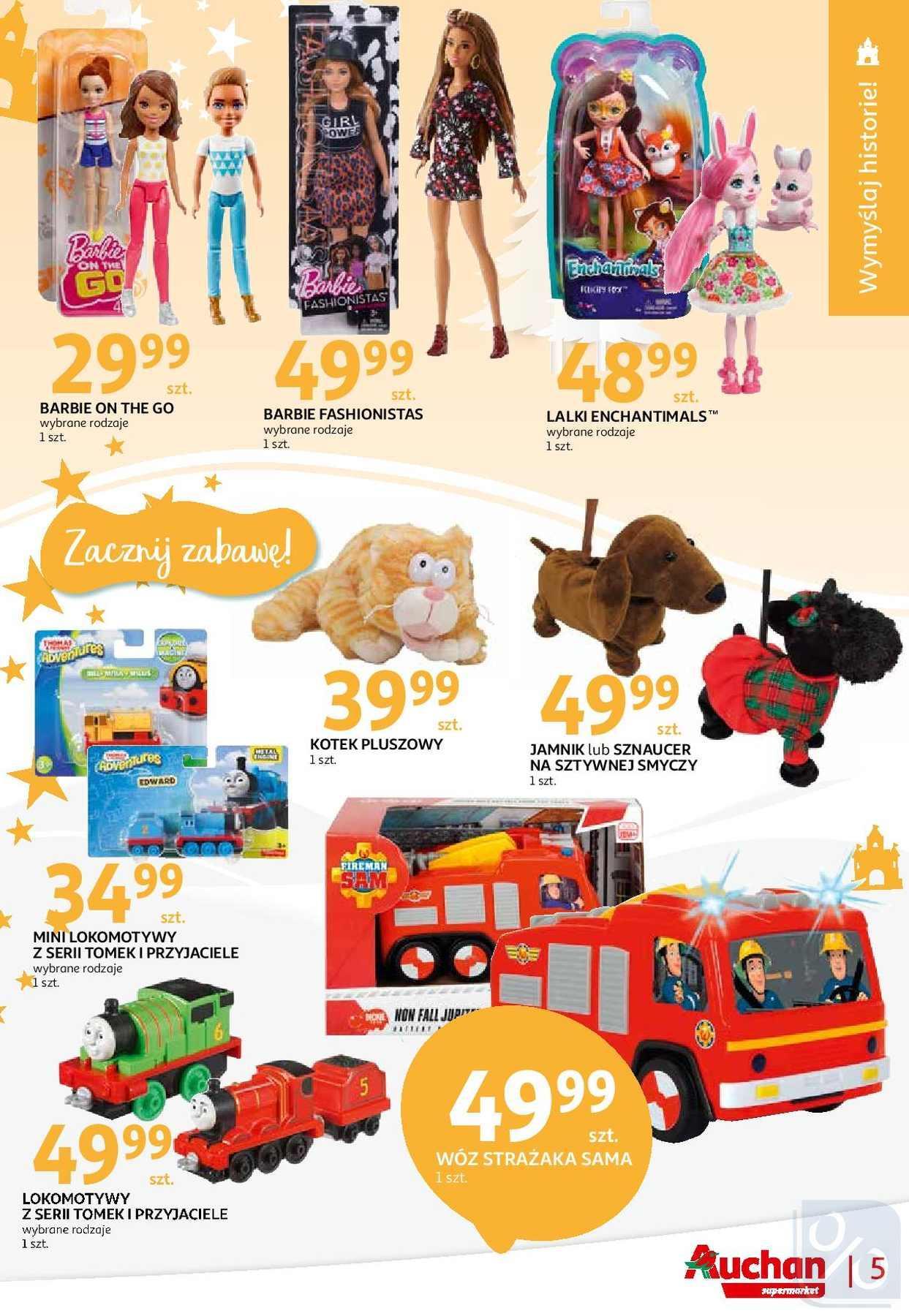 Gazetka promocyjna Auchan do 28/11/2018 str.5