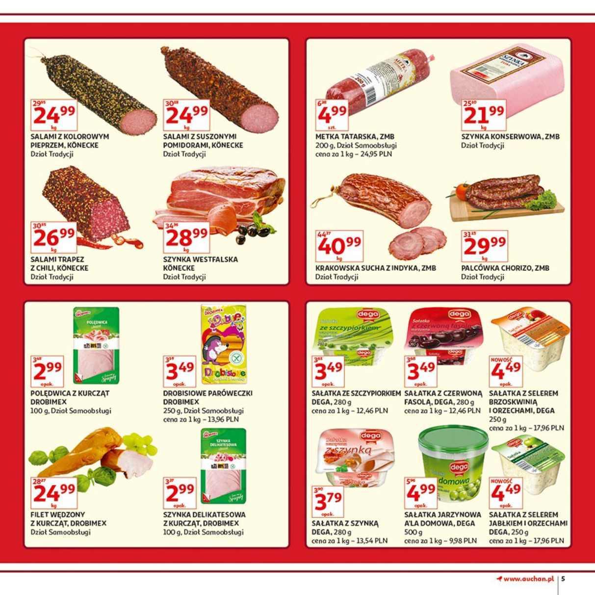 Gazetka promocyjna Auchan do 12/12/2018 str.5