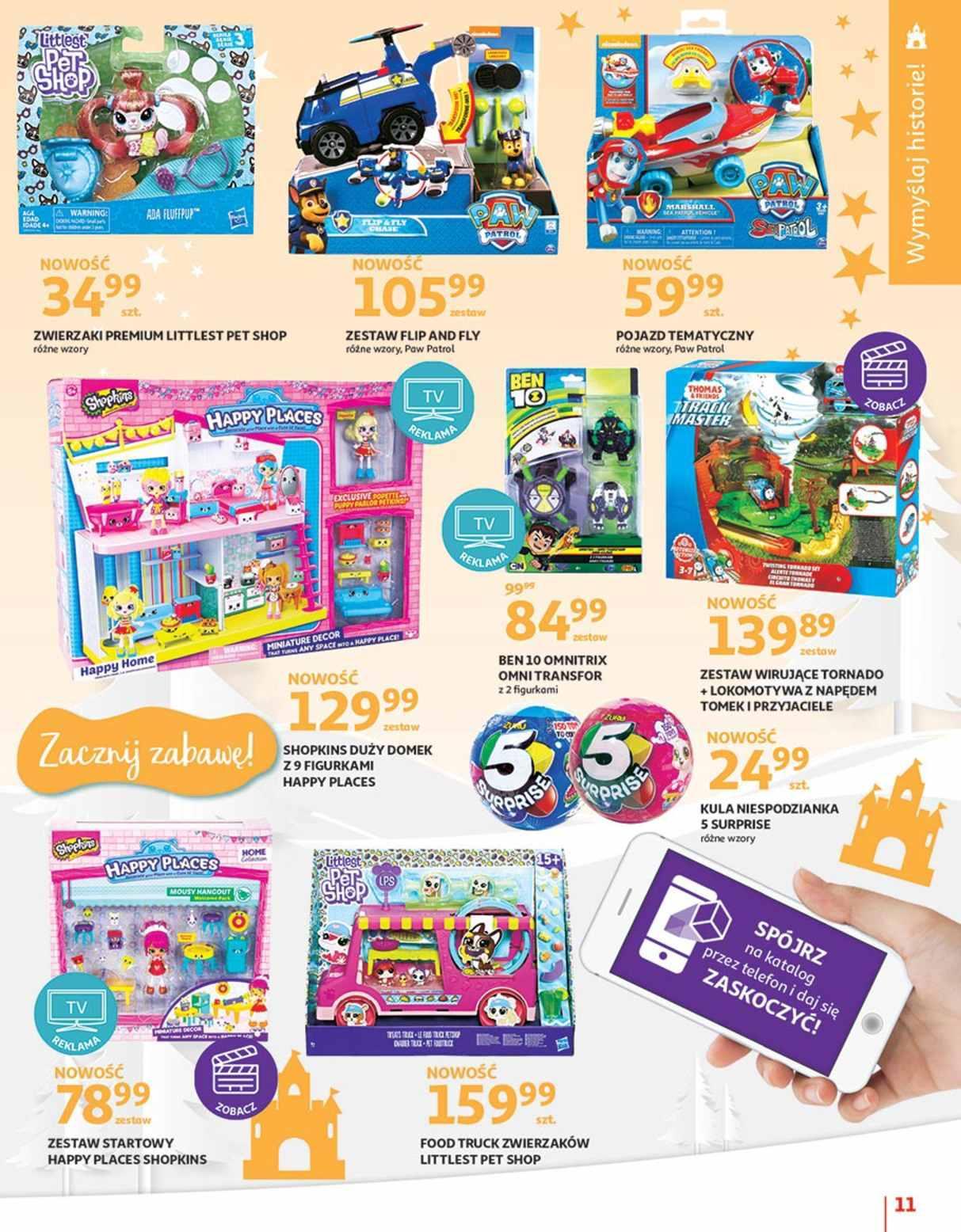 Gazetka promocyjna Auchan do 28/11/2018 str.11
