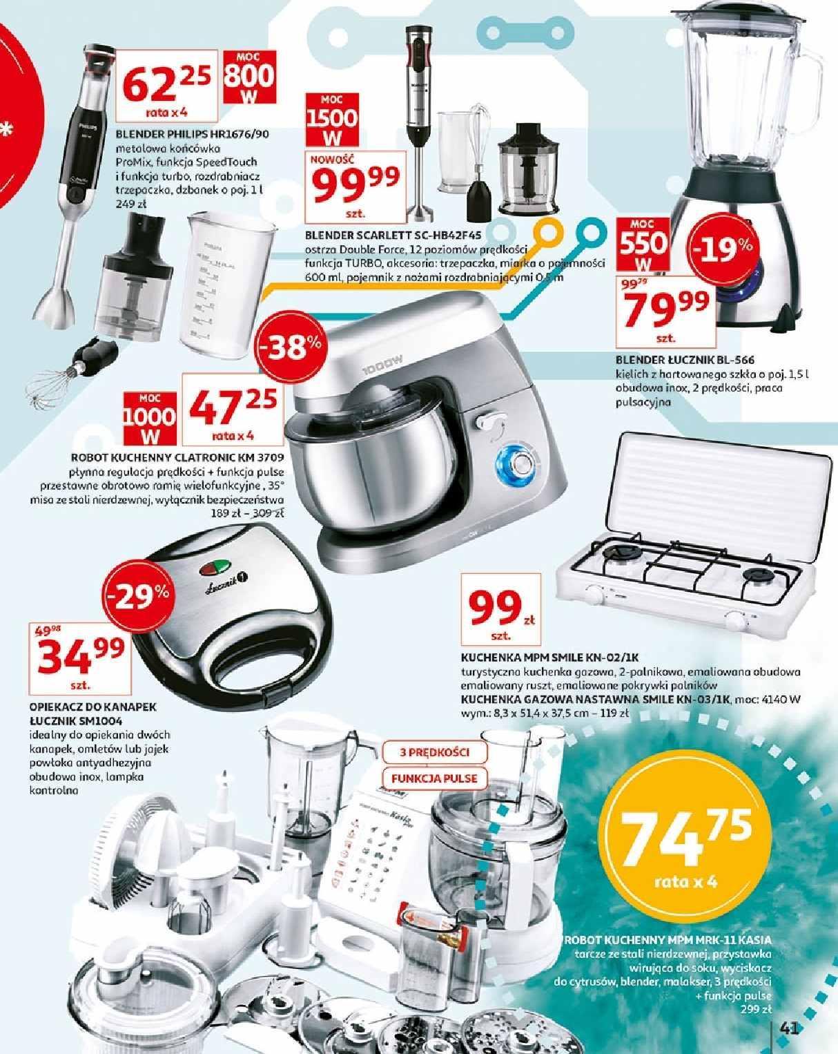 Gazetka promocyjna Auchan do 15/05/2019 str.41