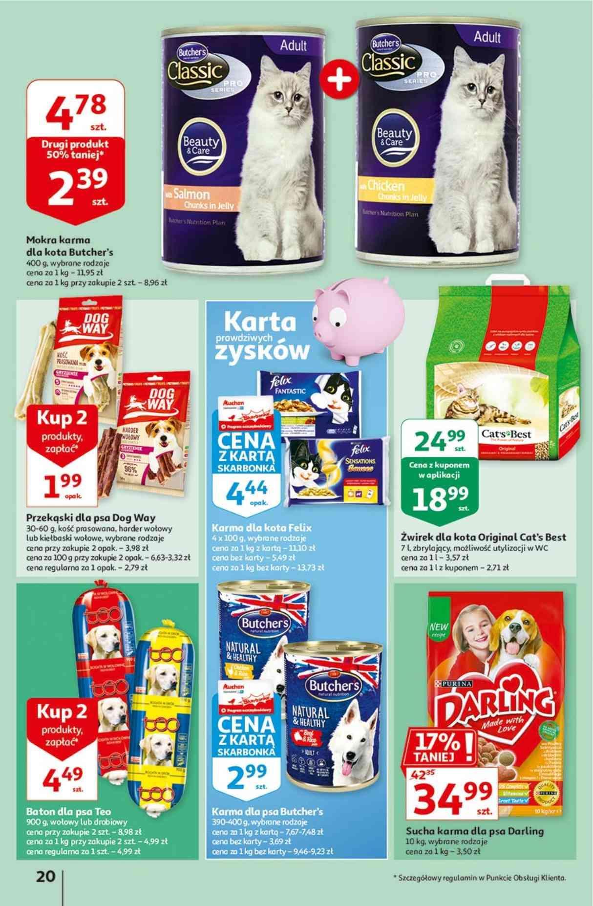 Gazetka promocyjna Auchan do 31/10/2020 str.19