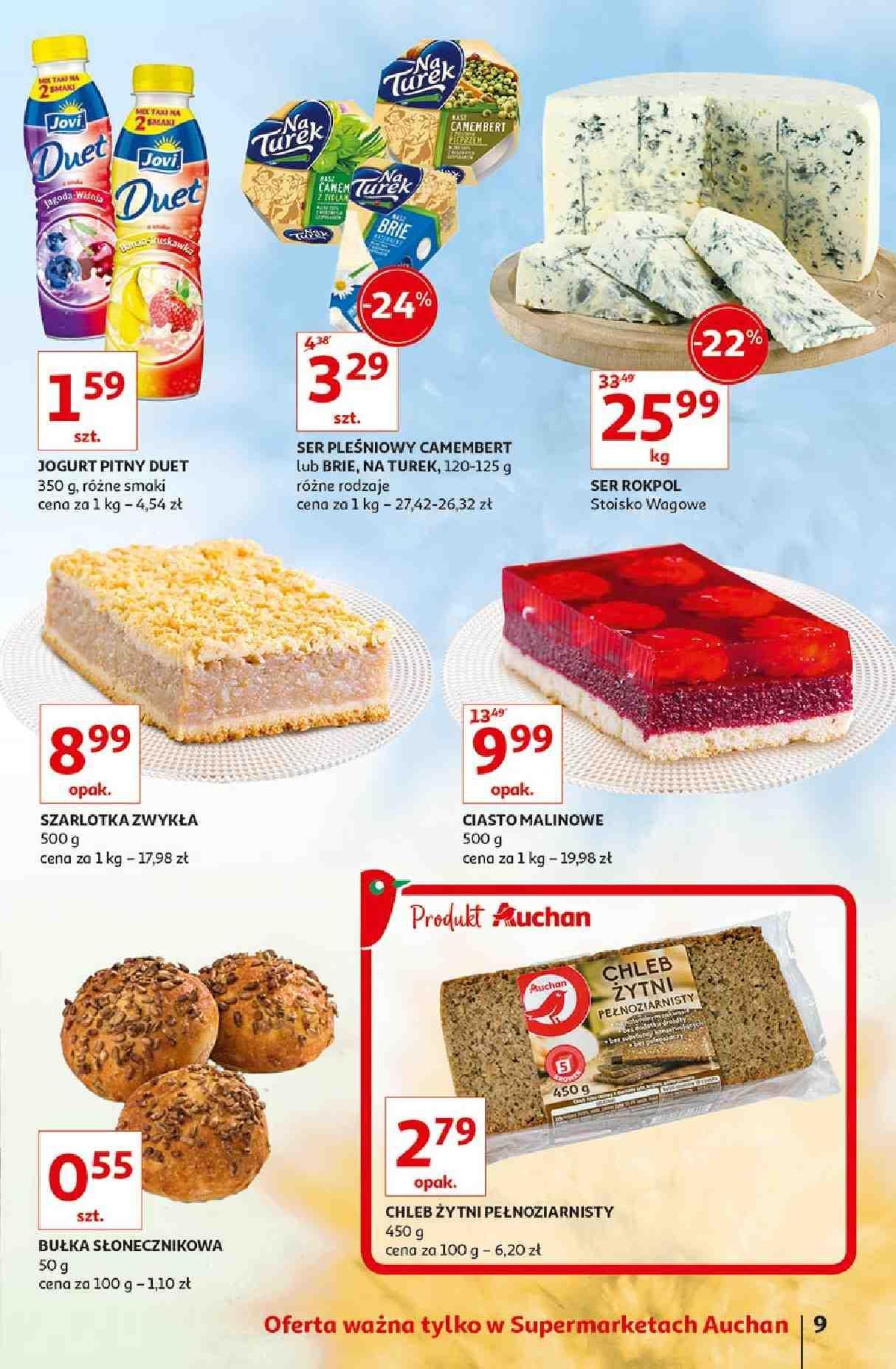 Gazetka promocyjna Auchan do 15/05/2019 str.9