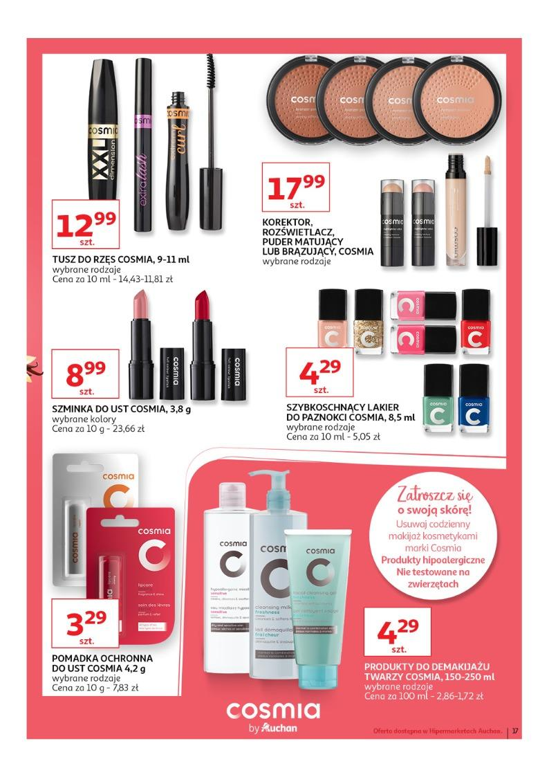 Gazetka promocyjna Auchan do 27/03/2019 str.17