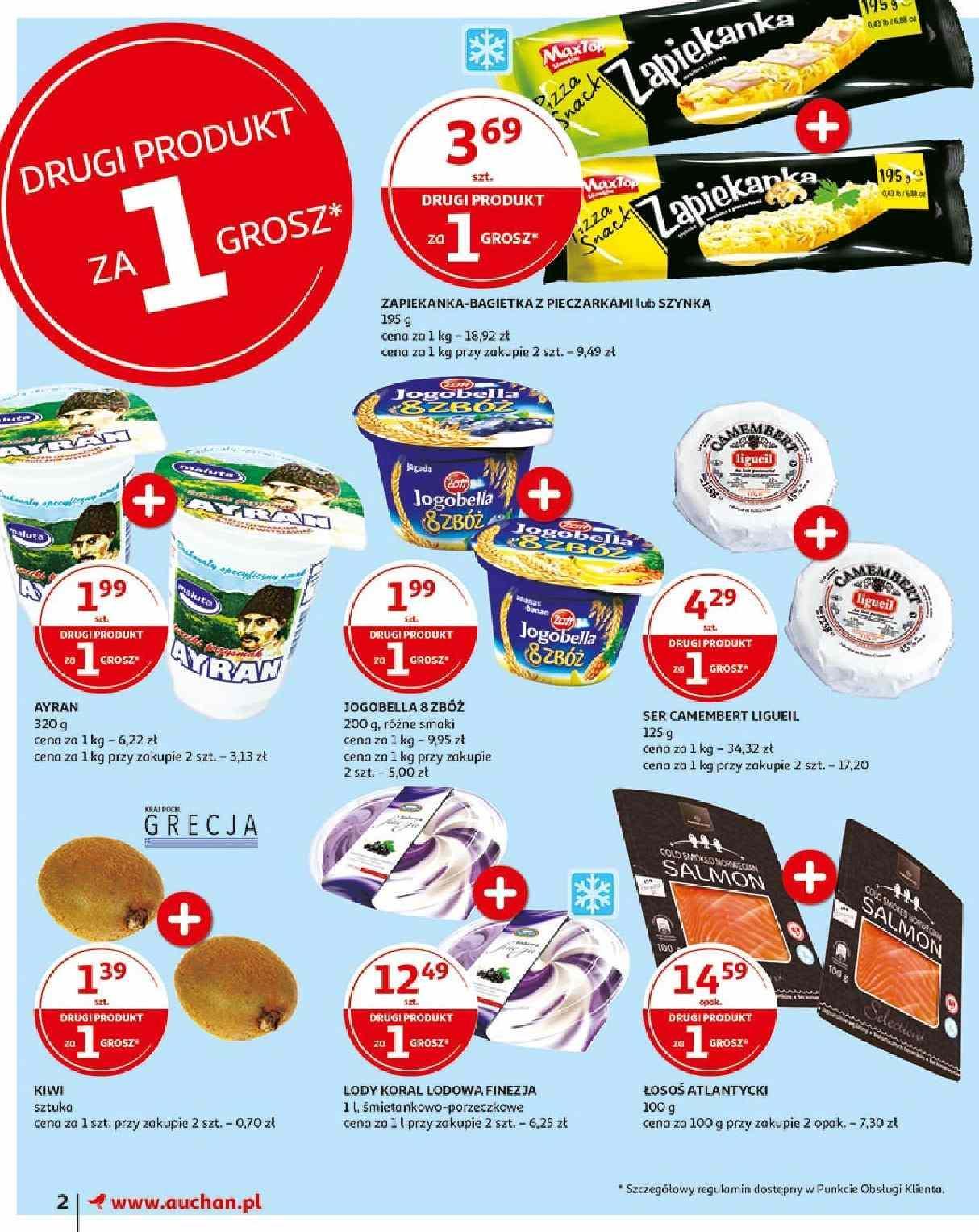 Gazetka promocyjna Auchan do 23/05/2019 str.2