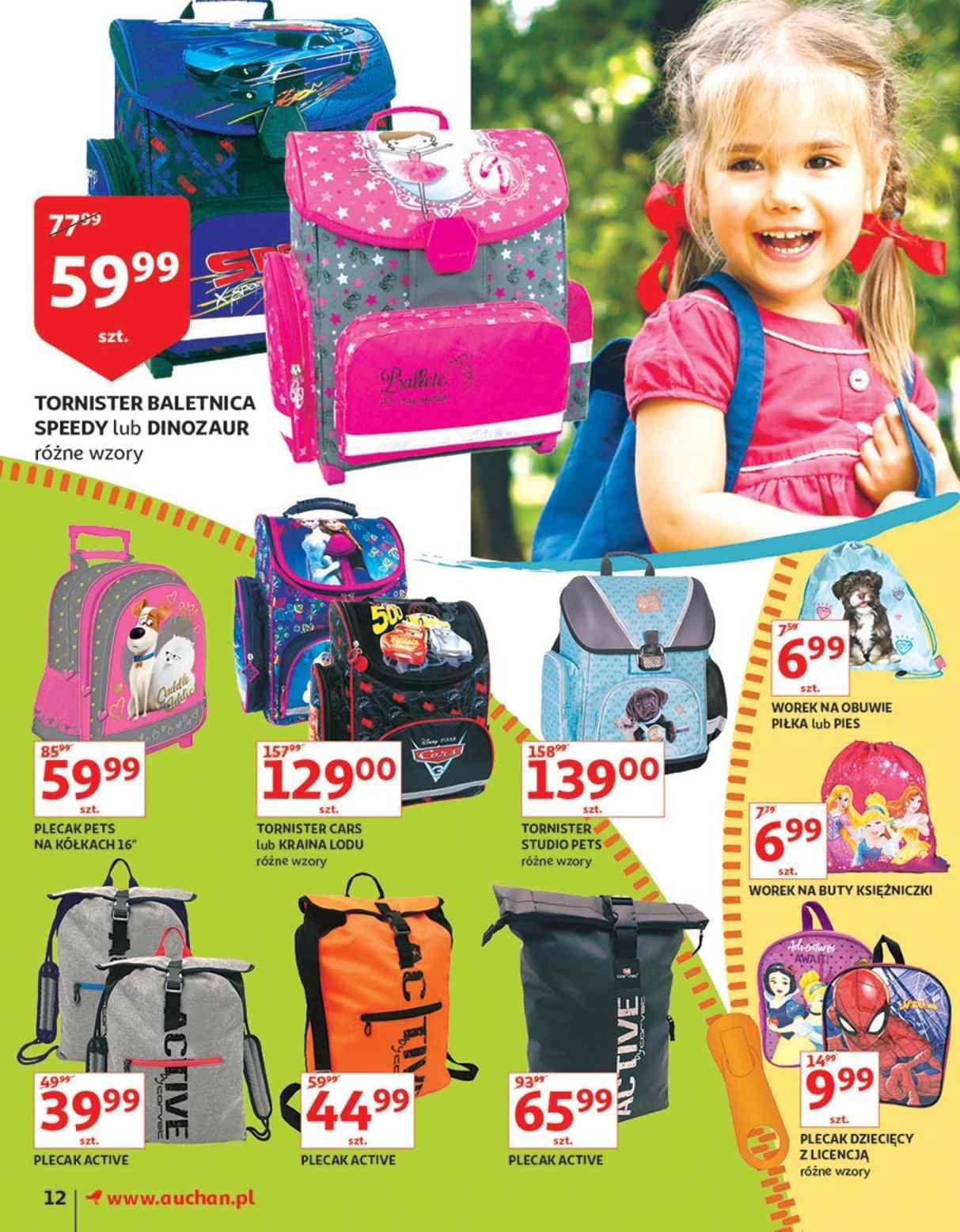 Gazetka promocyjna Auchan do 22/08/2018 str.12