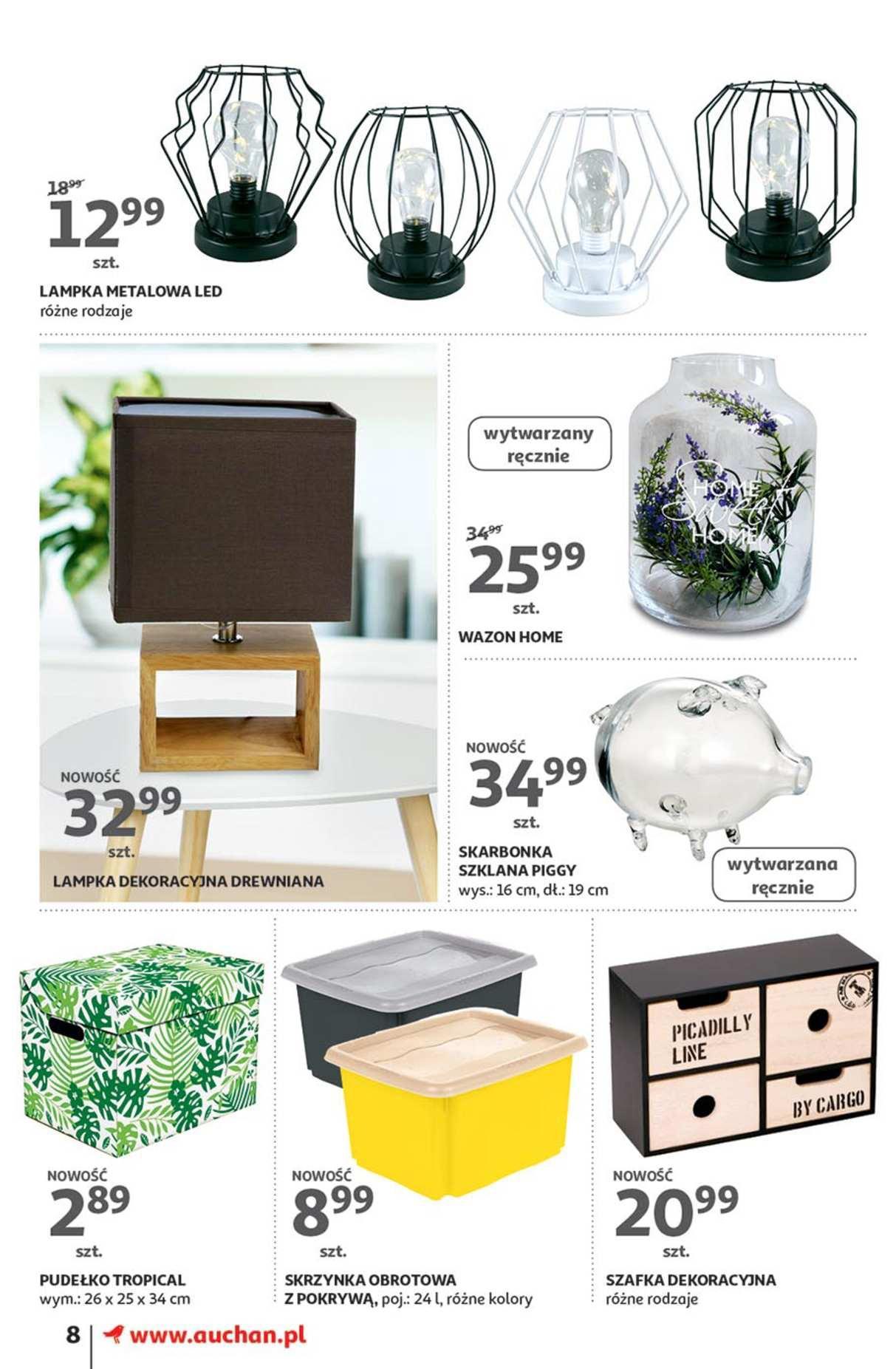 Gazetka promocyjna Auchan do 23/01/2019 str.8