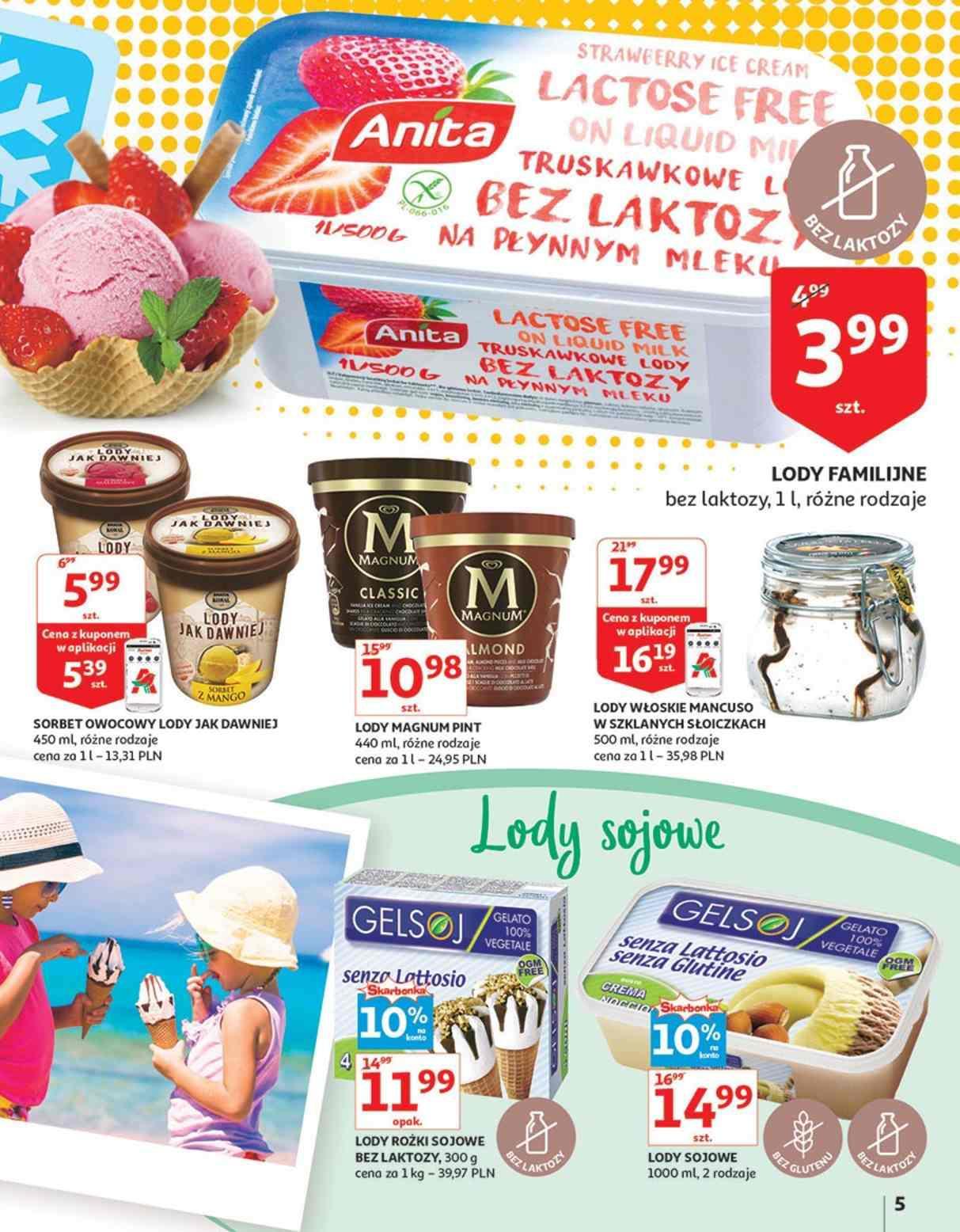 Gazetka promocyjna Auchan do 08/08/2018 str.5