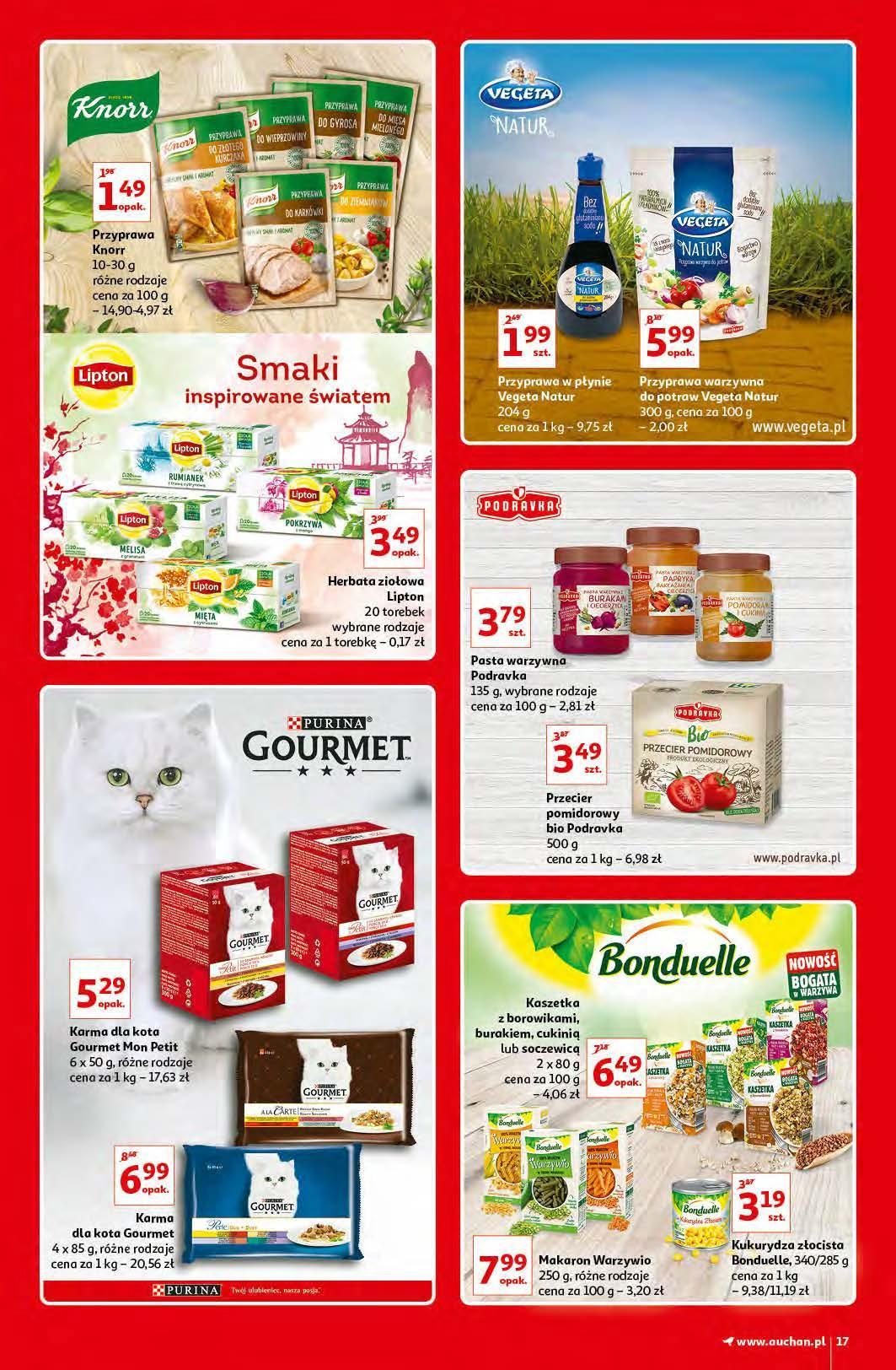 Gazetka promocyjna Auchan do 21/10/2020 str.16