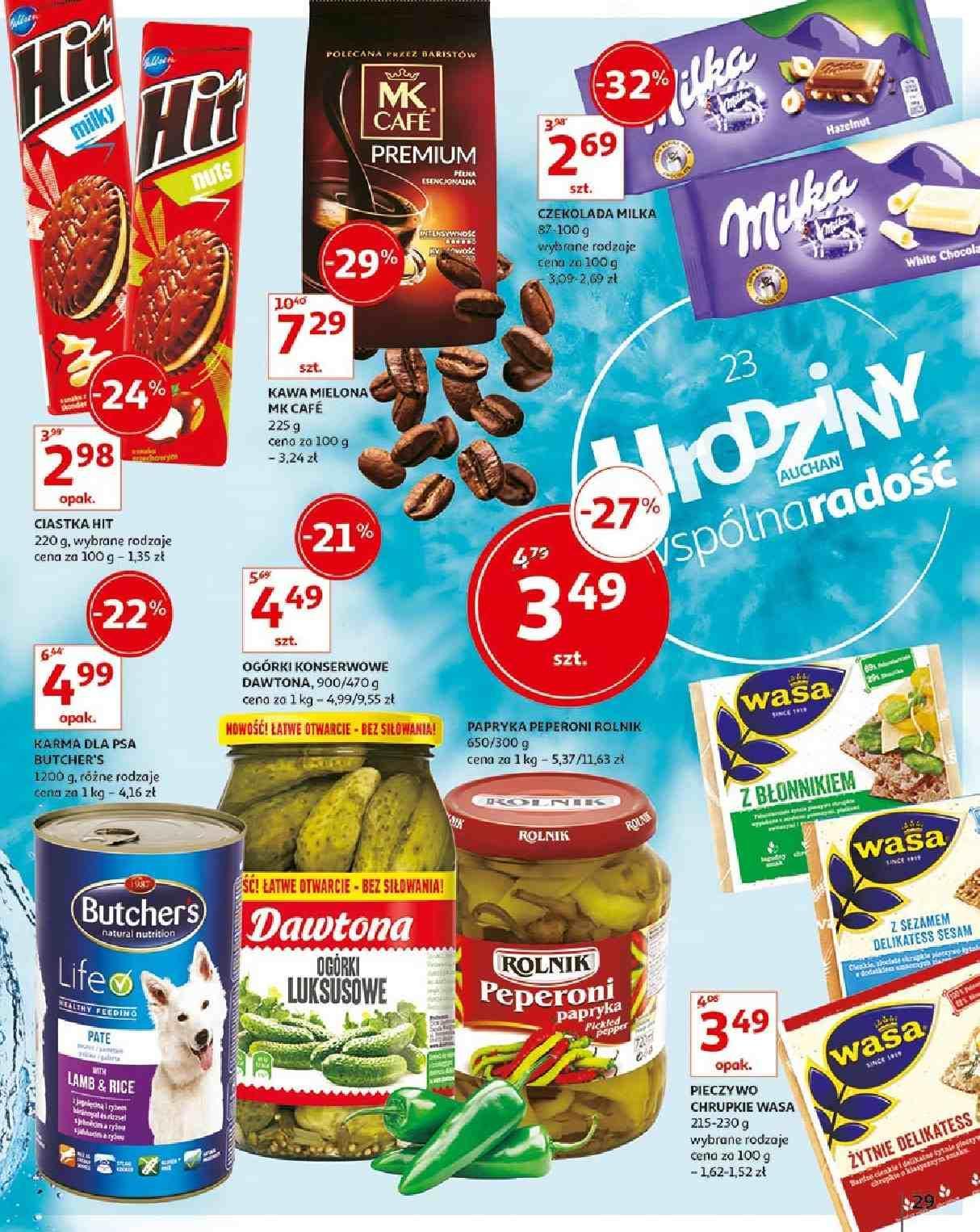Gazetka promocyjna Auchan do 23/05/2019 str.29
