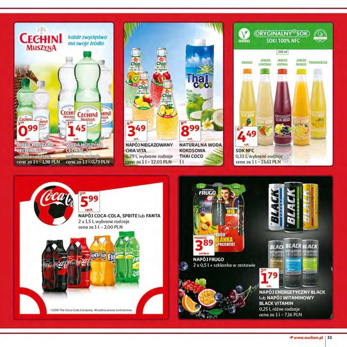 Gazetka promocyjna Auchan do 12/06/2018 str.32