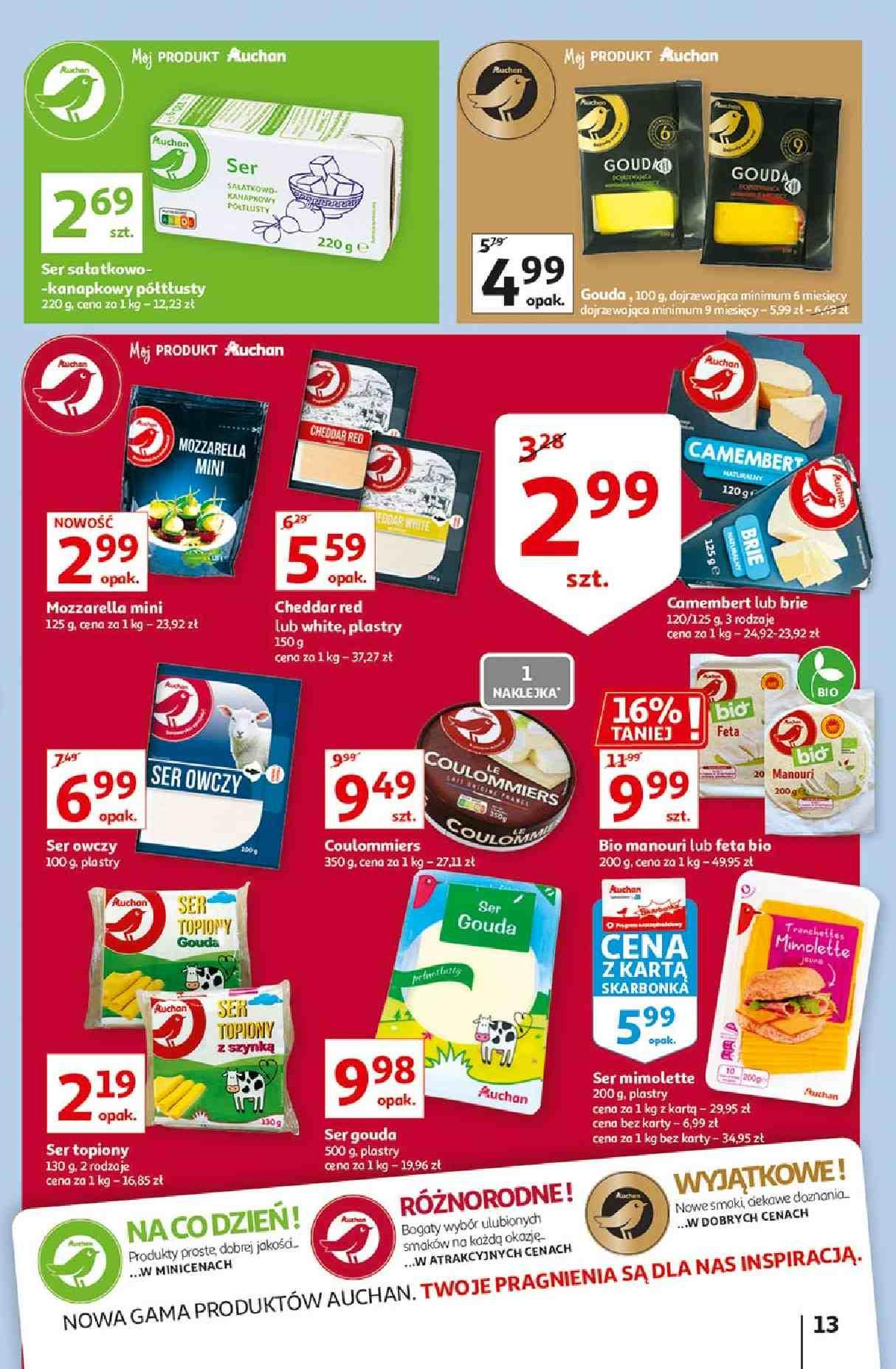 Gazetka promocyjna Auchan do 30/09/2020 str.12