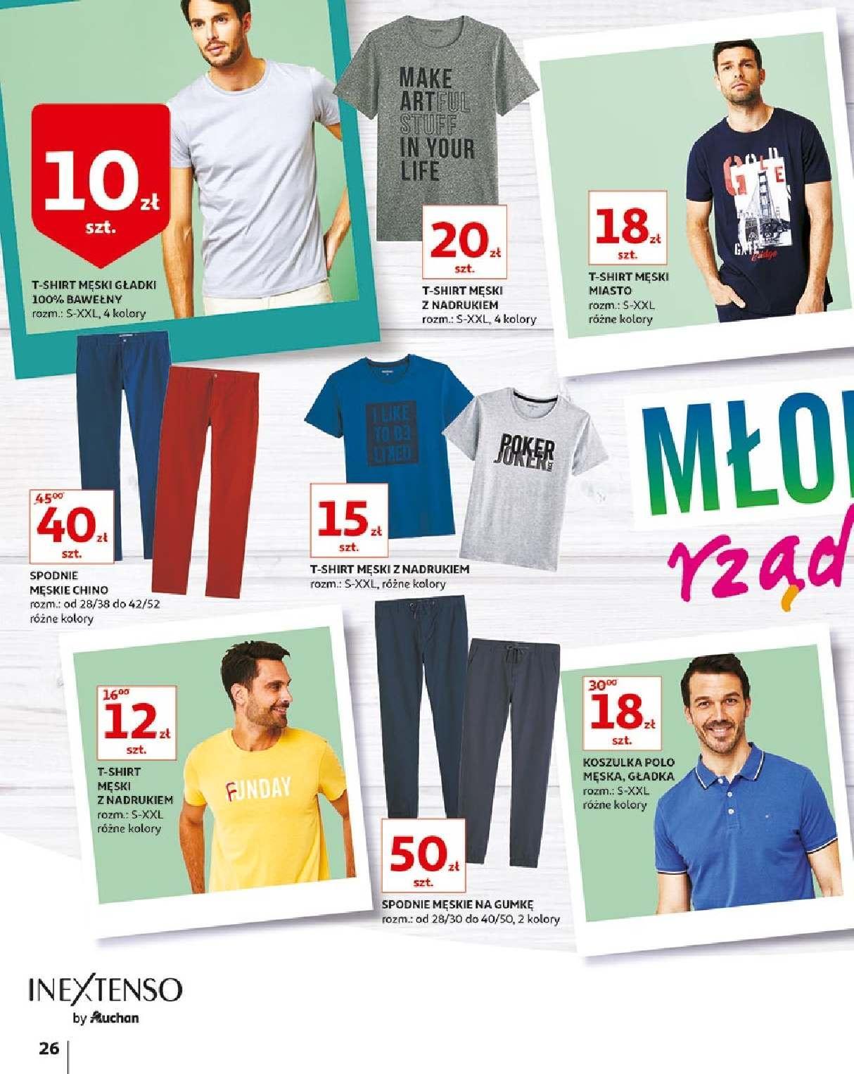 Gazetka promocyjna Auchan do 21/08/2019 str.26