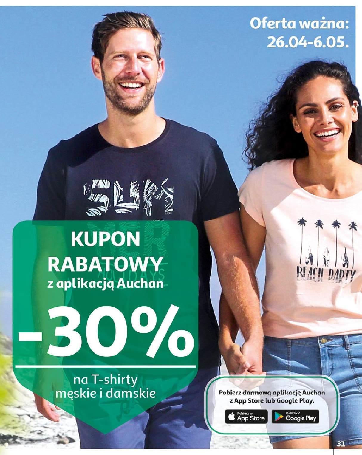 Gazetka promocyjna Auchan do 06/05/2019 str.30