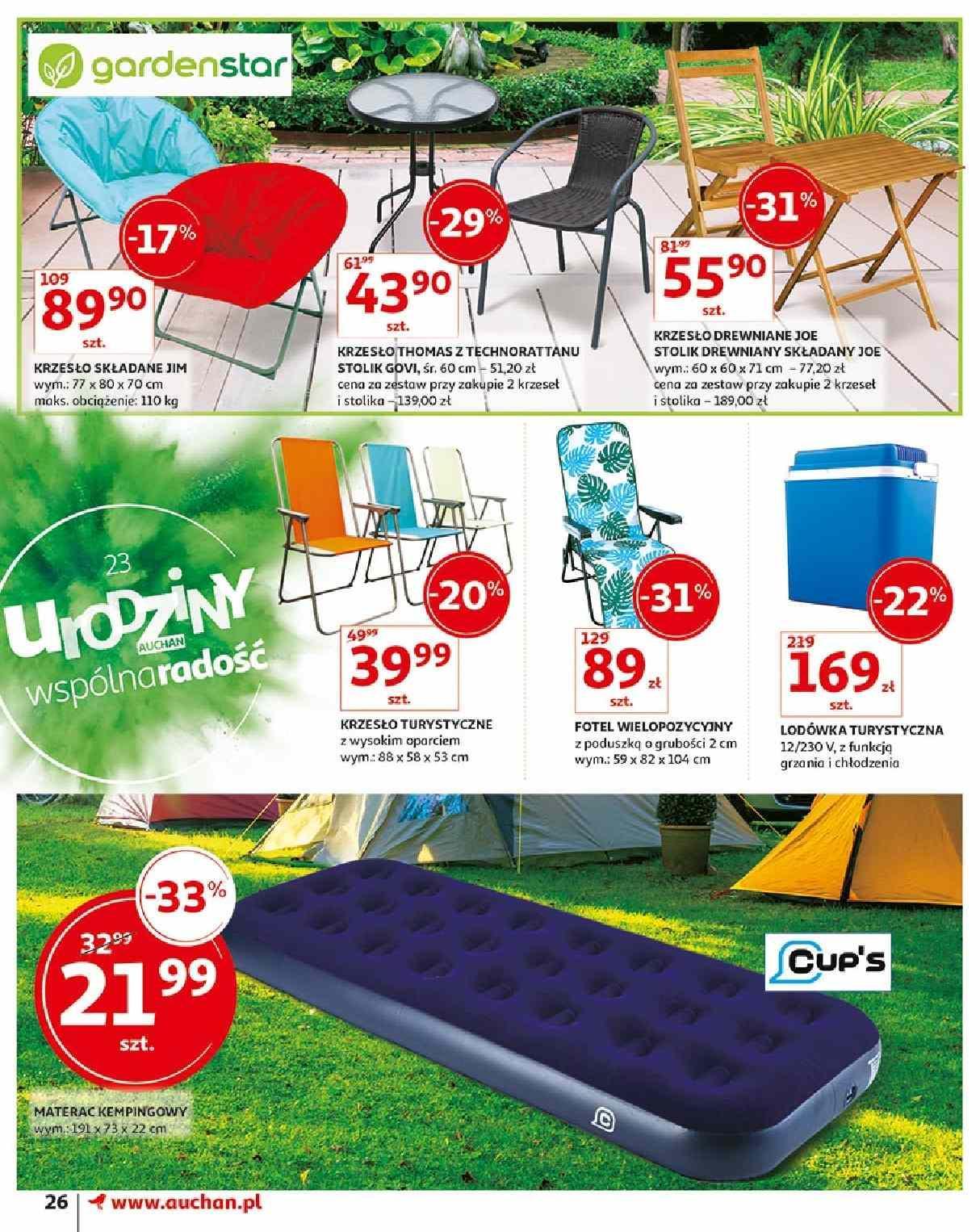 Gazetka promocyjna Auchan do 15/05/2019 str.26