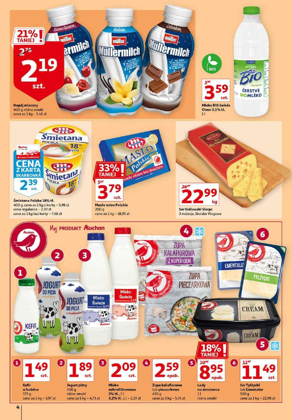 Gazetka promocyjna Auchan do 24/06/2020 str.3