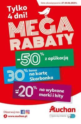 Mega rabaty