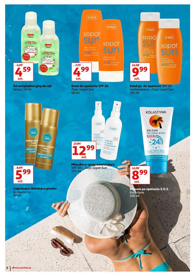 Gazetka promocyjna Auchan do 16/07/2020 str.1