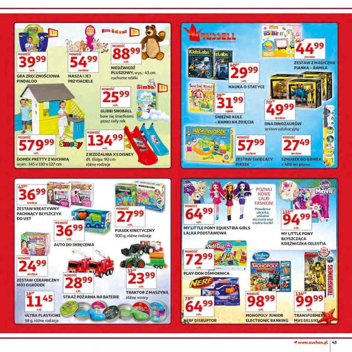 Gazetka promocyjna Auchan do 12/06/2018 str.45