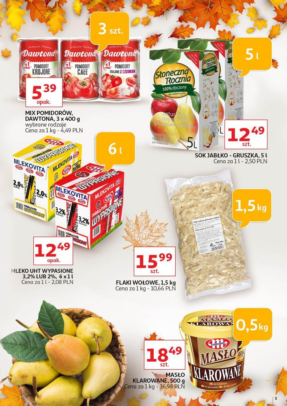 Gazetka promocyjna Auchan do 07/10/2018 str.2